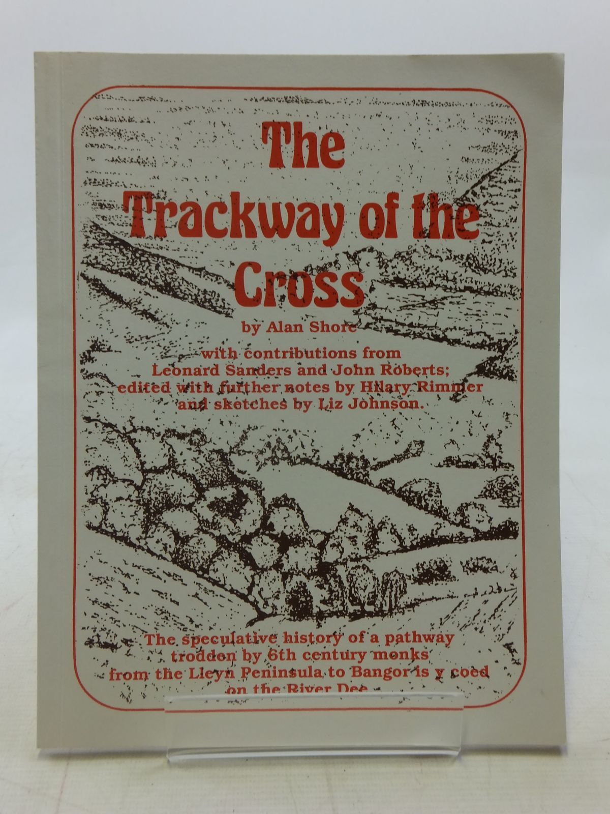 Photo of THE TRACKWAY OF THE CROSS- Stock Number: 1605872