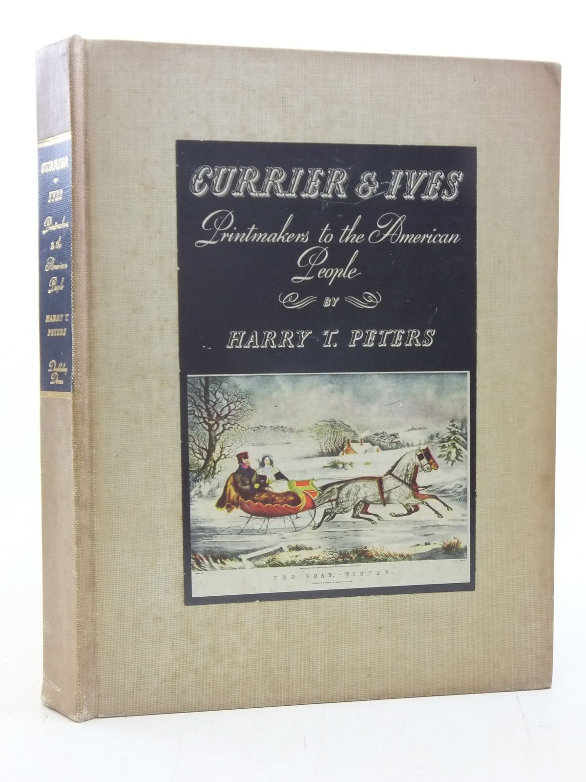 Photo of CURRIER & IVES PRINTMAKERS TO THE AMERICAN PEOPLE- Stock Number: 1606049