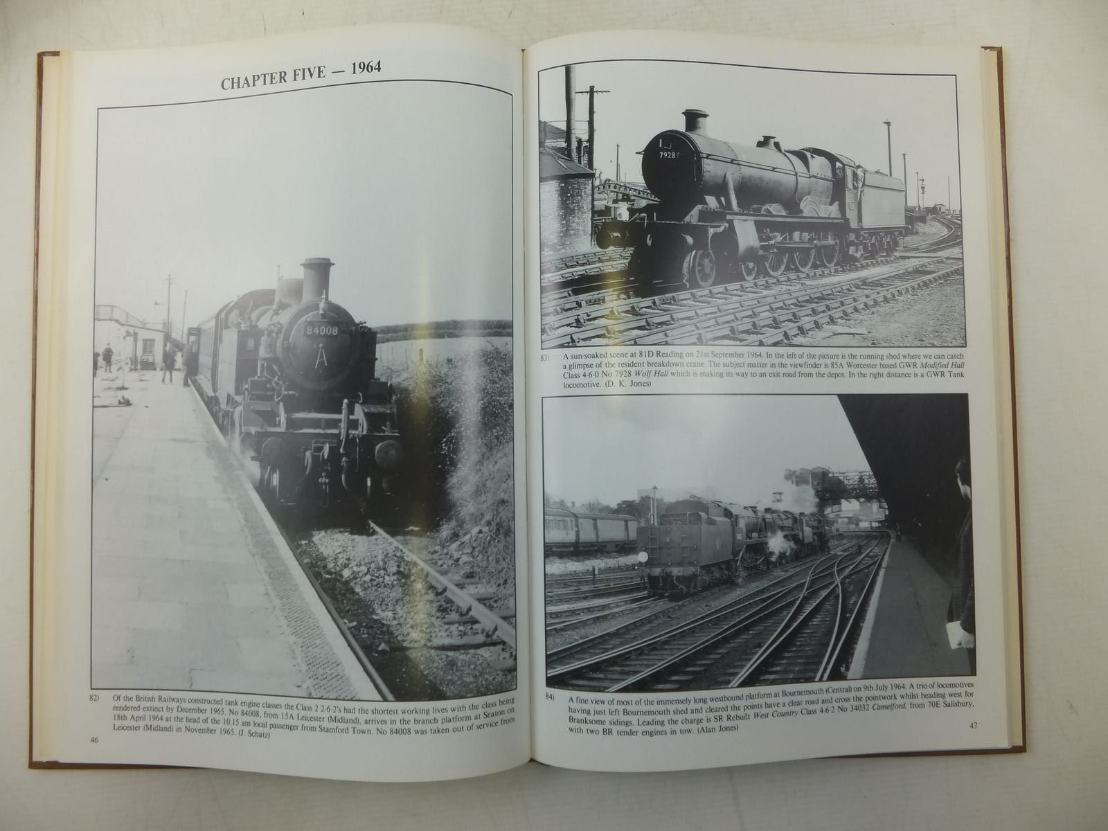 Photo of BRITISH RAILWAYS STEAMING THROUGH THE SIXTIES VOLUME THIRTEEN written by Hands, Peter