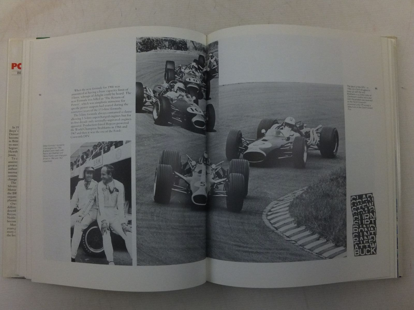 Photo of POLE POSITION published by Motor Racing Publications Ltd. (STOCK CODE: 1606169)  for sale by Stella & Rose's Books