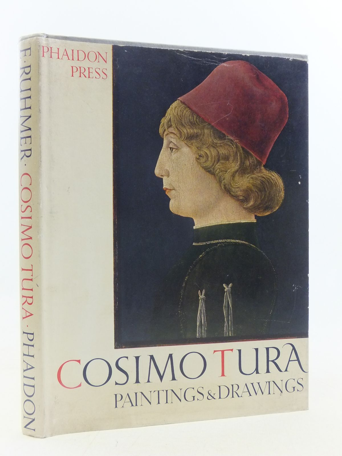 Photo of COSIMO TURA PAINTINGS & DRAWINGS COMPLETE EDITION written by Ruhmer, Eberhard illustrated by Tura, Cosimo published by Phaidon Press (STOCK CODE: 1606226)  for sale by Stella & Rose's Books