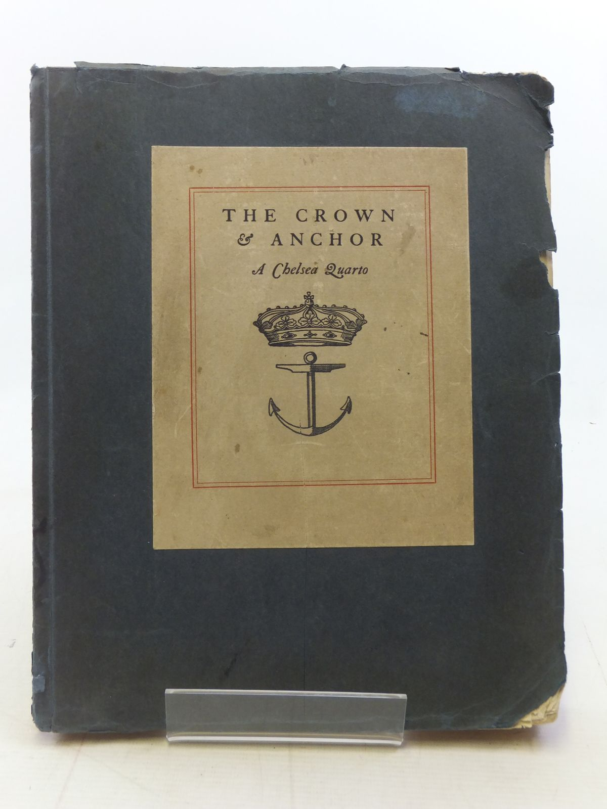 Photo of THE CROWN & ANCHOR A CHELSEA QUARTO- Stock Number: 1606227