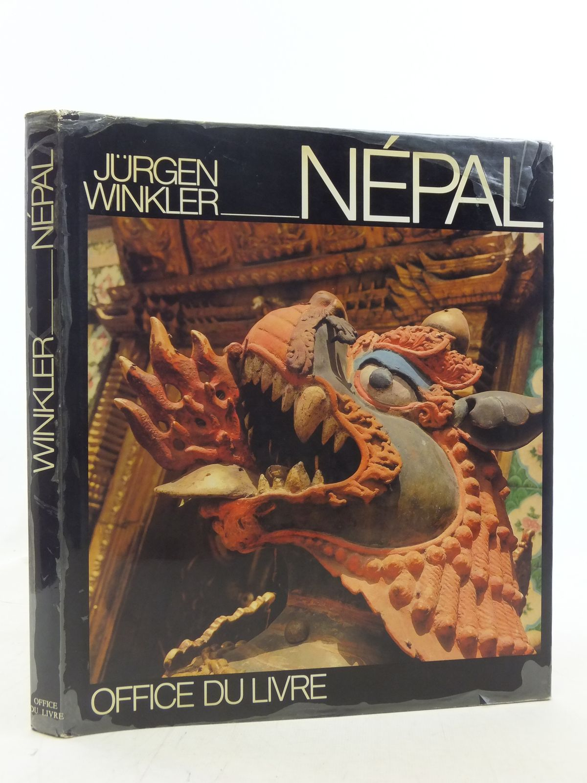 Photo of NEPAL written by Winkler, Jurgen<br />Aryal, Mukunda Raj published by Office Du Livre (STOCK CODE: 1606268)  for sale by Stella & Rose's Books