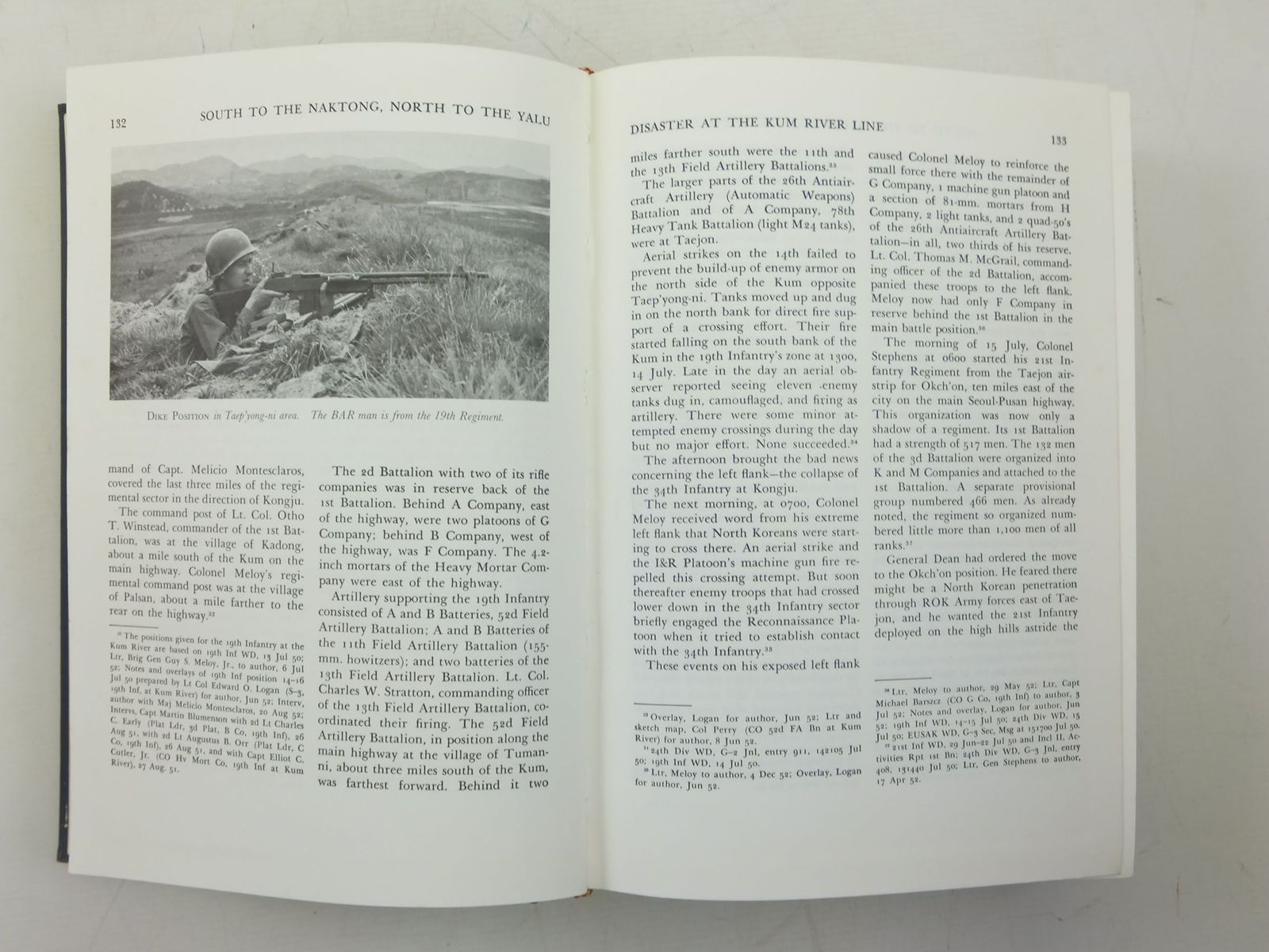 Photo of SOUTH TO THE NAKTONG, NORTH TO THE YALU (JUNE - NOVEMBER 1950) written by Appleman, Roy E. published by Office Of The Chief Of Military History (STOCK CODE: 1606360)  for sale by Stella & Rose's Books