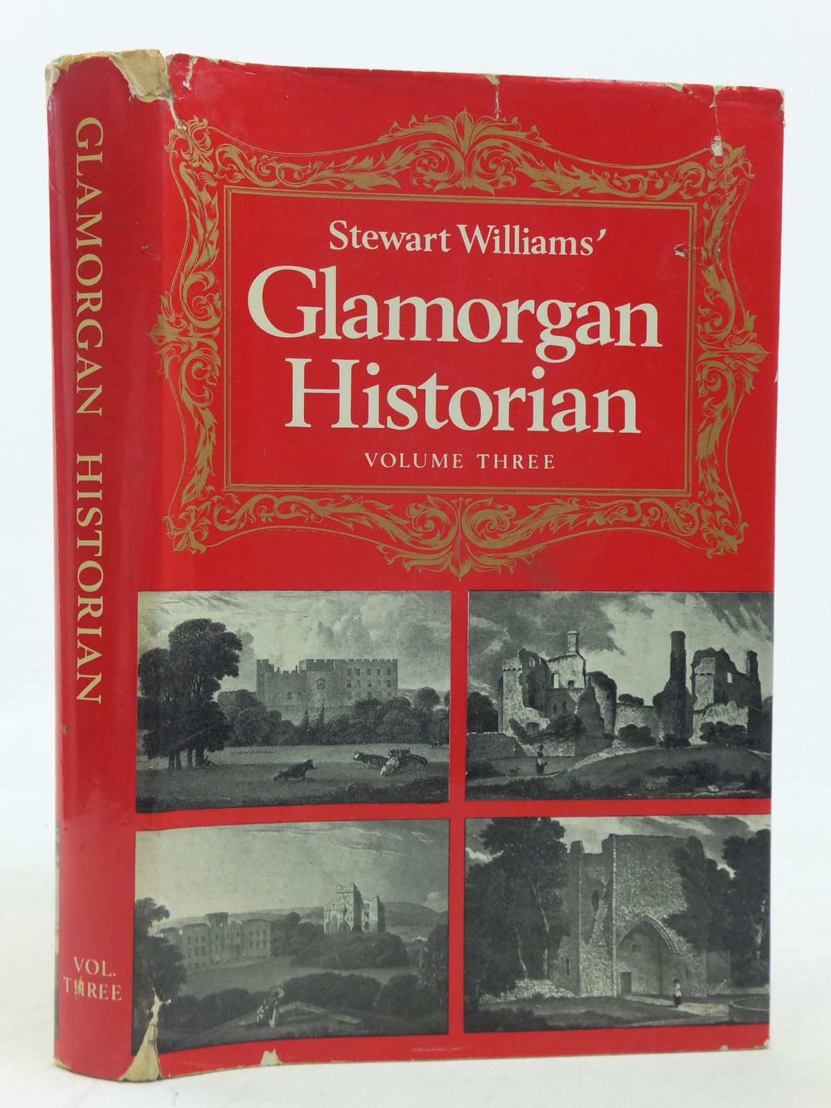 Photo of GLAMORGAN HISTORIAN VOLUME THREE- Stock Number: 1606455