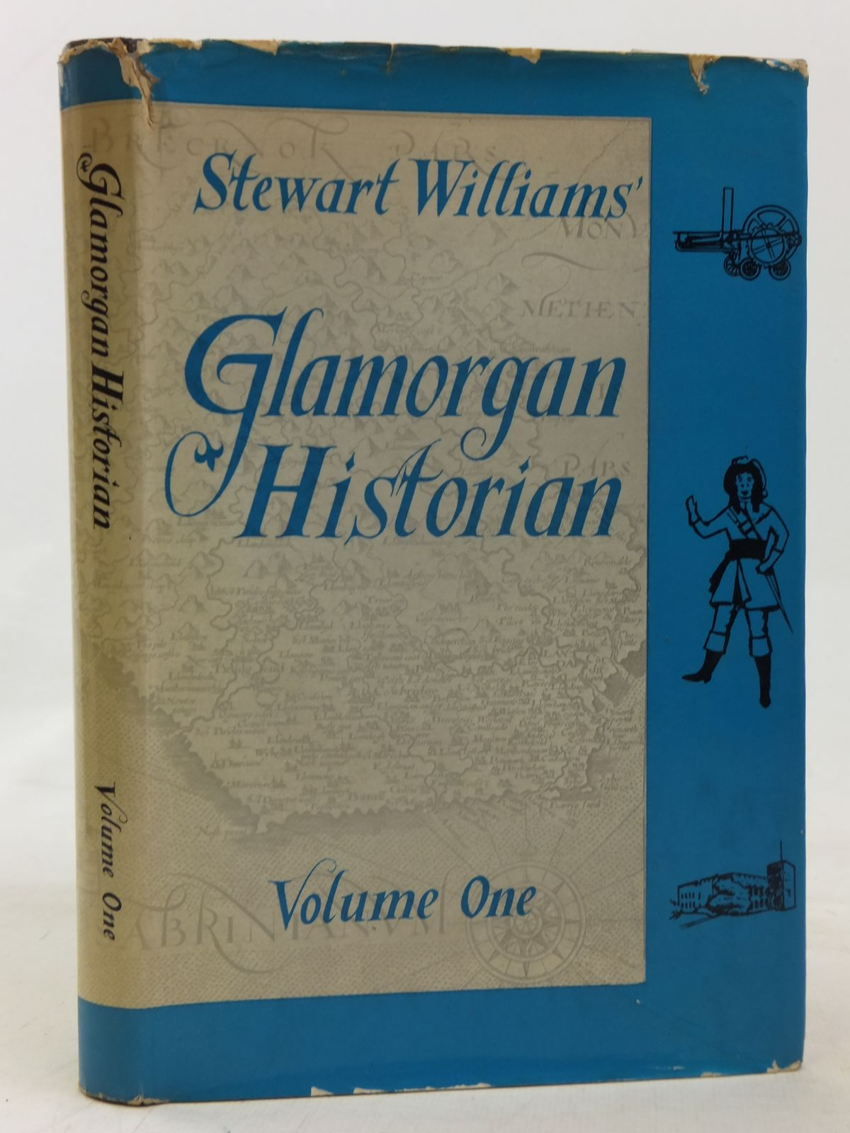 Photo of GLAMORGAN HISTORIAN VOLUME ONE- Stock Number: 1606456