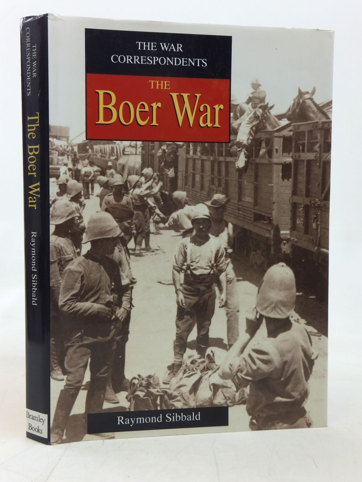 Photo of THE WAR CORRESPONDENTS THE BOER WAR- Stock Number: 1606459