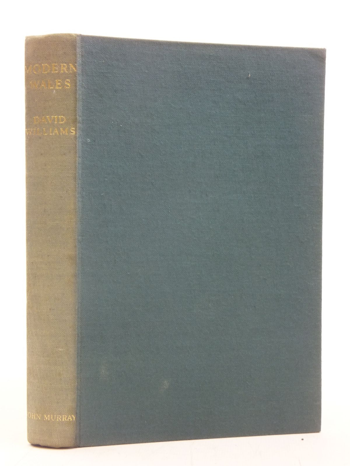 Photo of A HISTORY OF MODERN WALES- Stock Number: 1606479