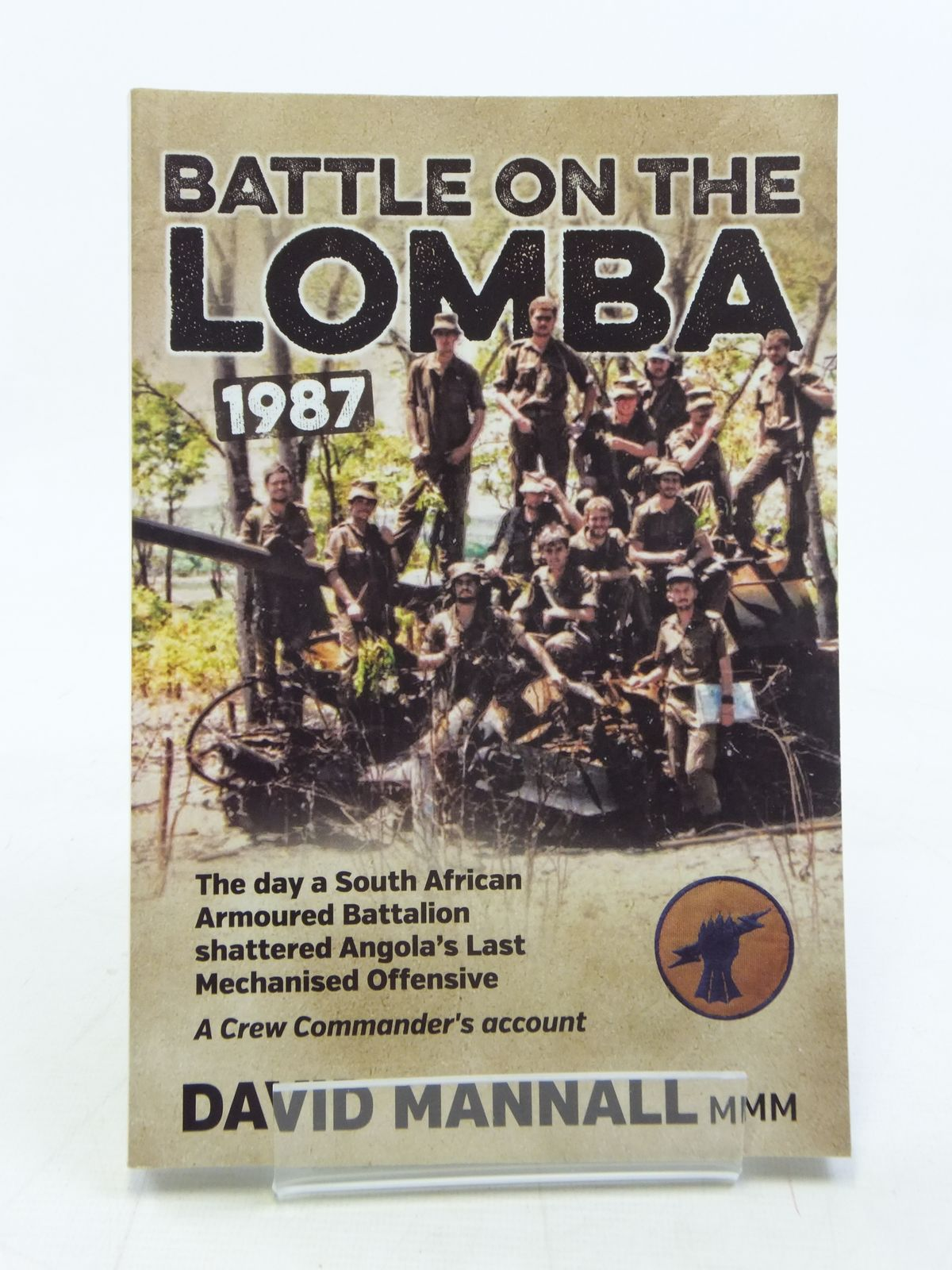 Photo of BATTLE ON THE LOMBA 1987 written by Mannall, David published by Helion & Company (STOCK CODE: 1606510)  for sale by Stella & Rose's Books