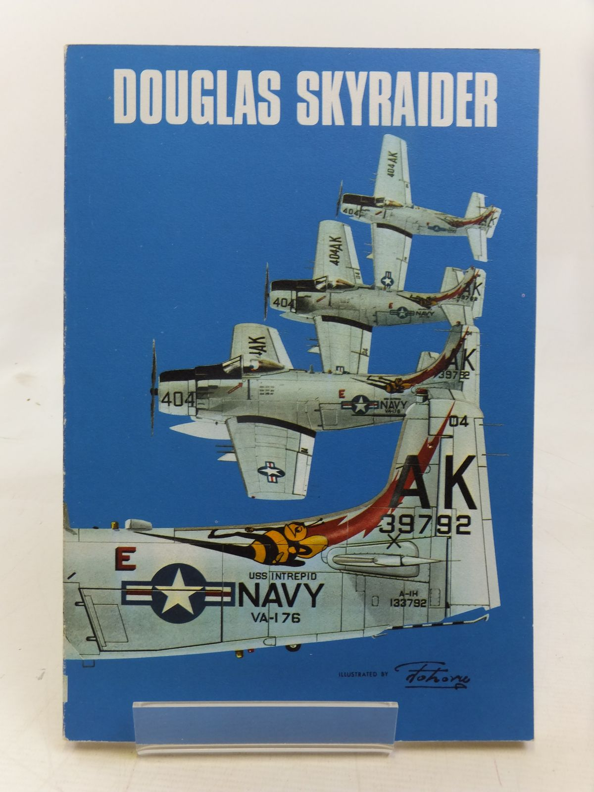 Photo of DOUGLAS SKYRAIDER- Stock Number: 1606572
