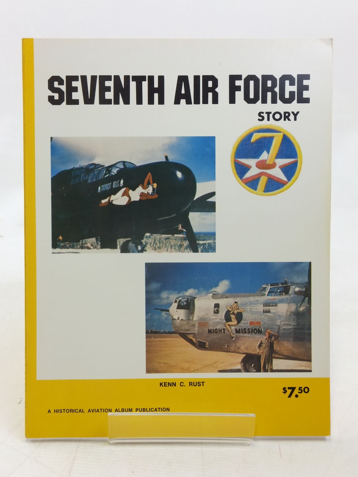 Photo of SEVENTH AIR FORCE STORY IN WORLD WAR II- Stock Number: 1606633