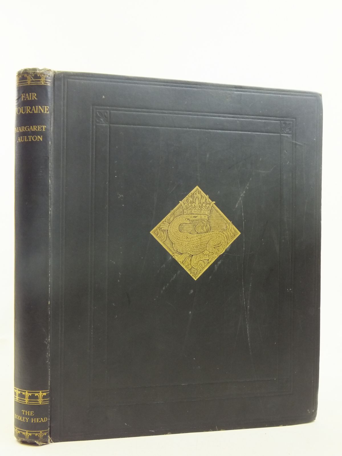 Photo of FAIR TOURAINE written by Aulton, Margaret illustrated by Aulton, Margaret published by John Lane The Bodley Head (STOCK CODE: 1606752)  for sale by Stella & Rose's Books