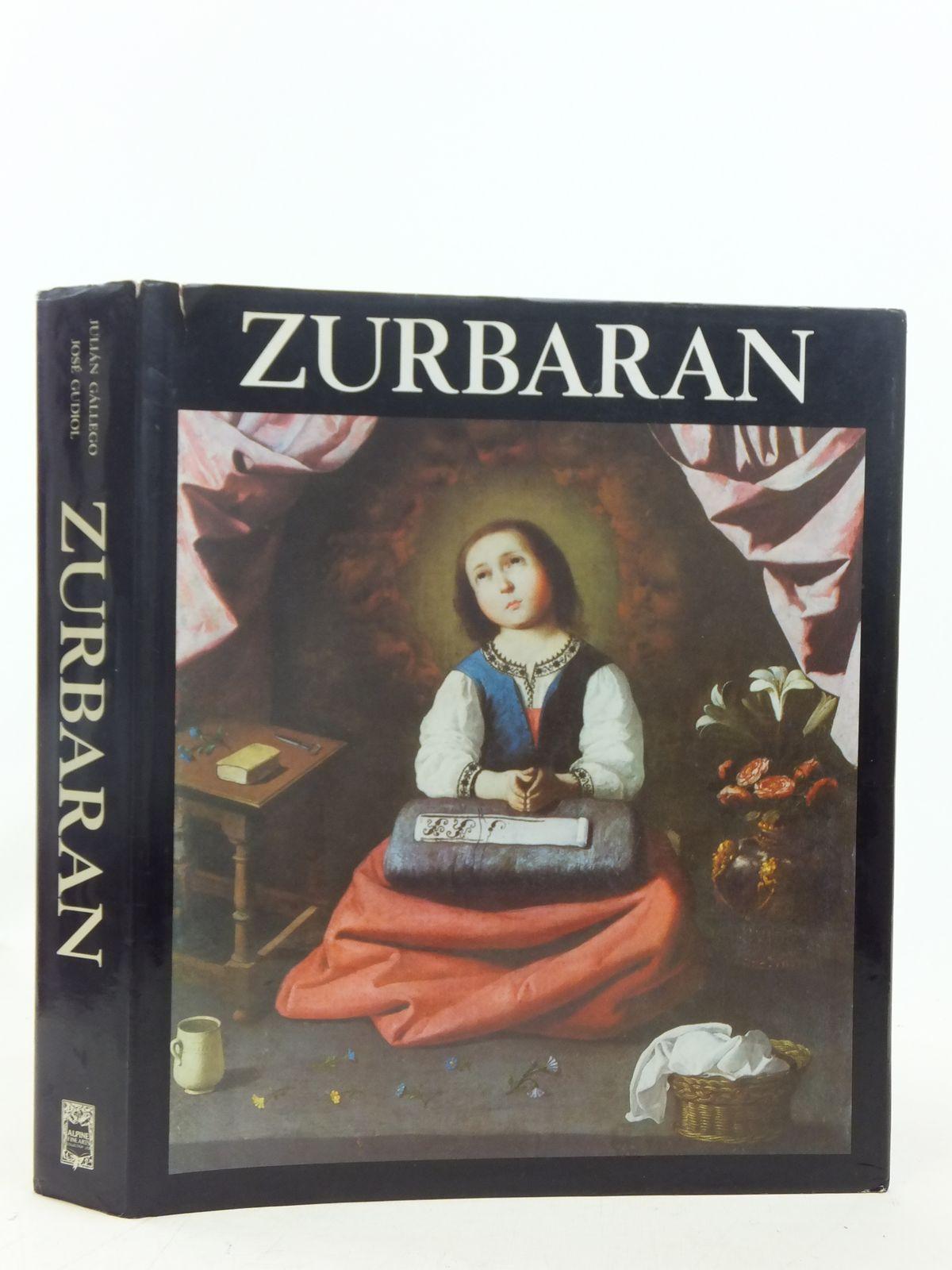 Photo of ZURBARAN 1598-1664- Stock Number: 1606768