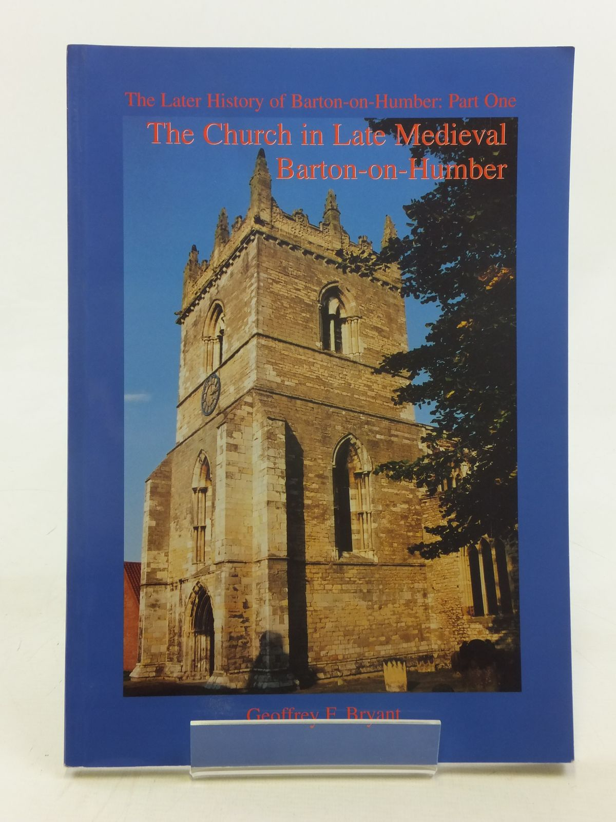 Photo of THE CHURCH IN LATE MEDIEVAL BARTON-ON-HUMBER- Stock Number: 1606807