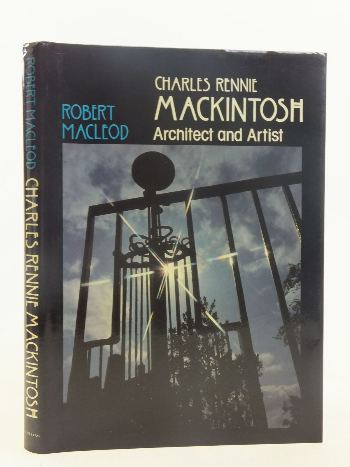 Photo of CHARLES RENNIE MACKINTOSH ARCHITECT AND ARTIST- Stock Number: 1606824