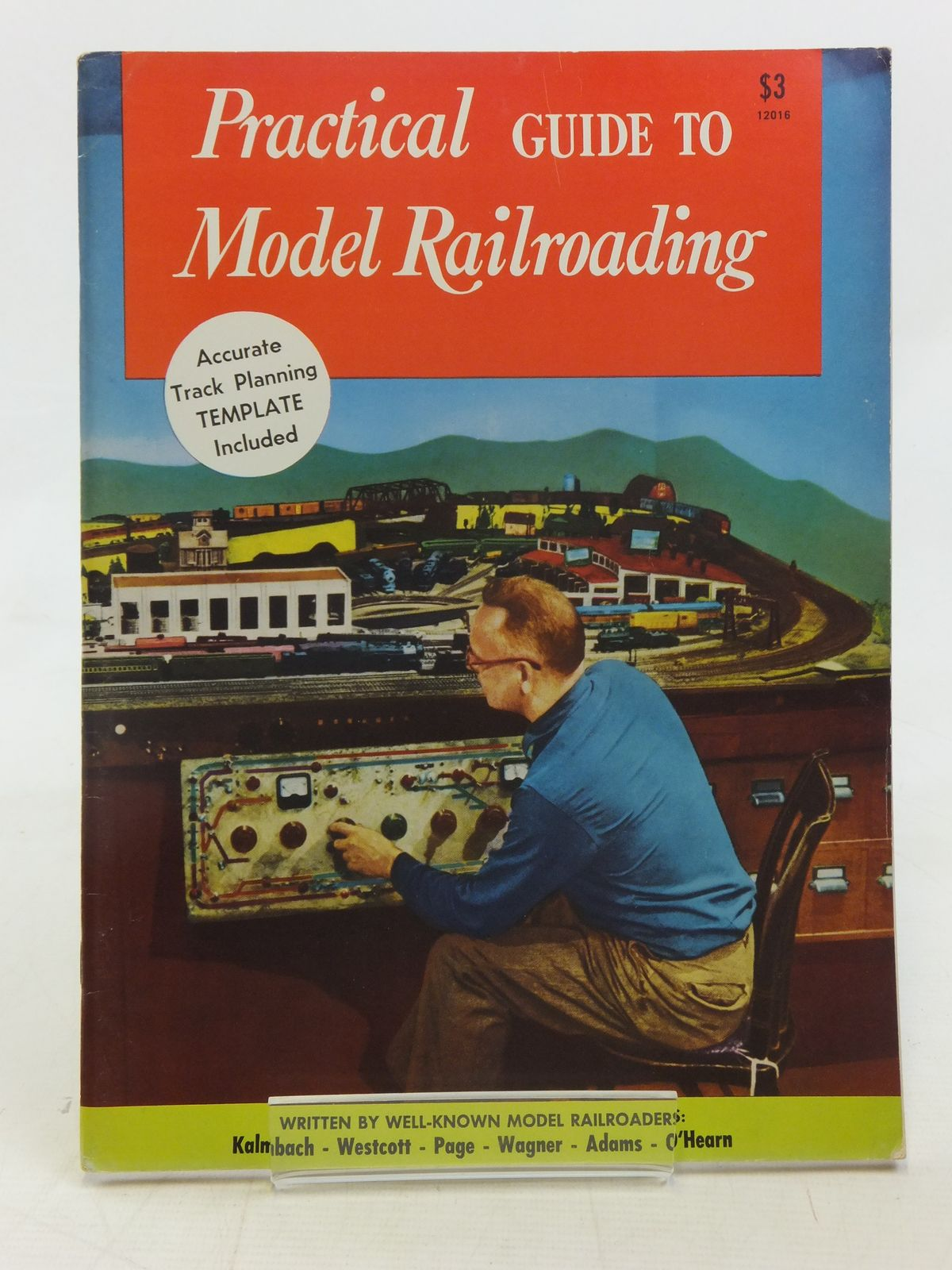 Photo of PRACTICAL GUIDE TO MODEL RAILROADING written by Westcott, Linn H. Wagner, Richard H. published by Kalmbach Books (STOCK CODE: 1606948)  for sale by Stella & Rose's Books