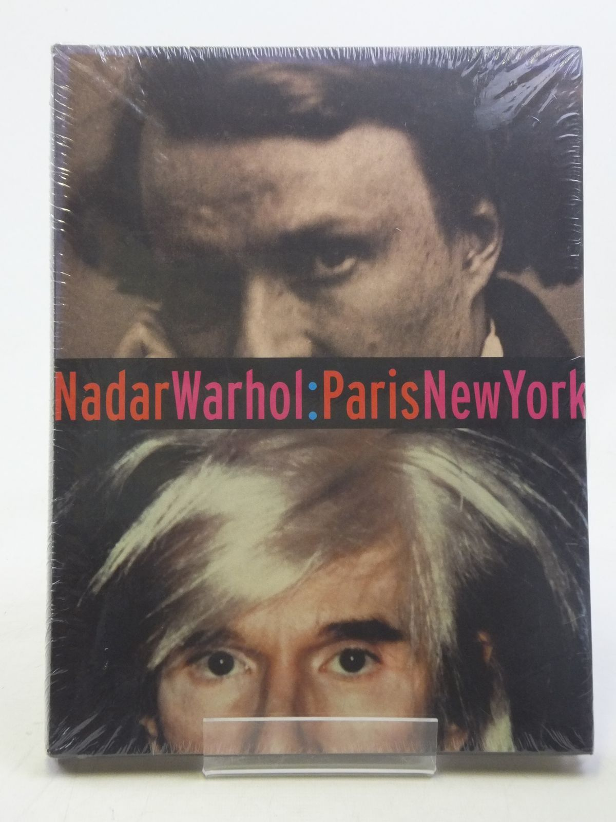 Photo of NADAR WARHOL: PARIS NEW YORK  PHOTOGRAPHY AND FAME written by Baldwin, Gordon<br />Keller, Judith published by Getty Publications (STOCK CODE: 1607043)  for sale by Stella & Rose's Books
