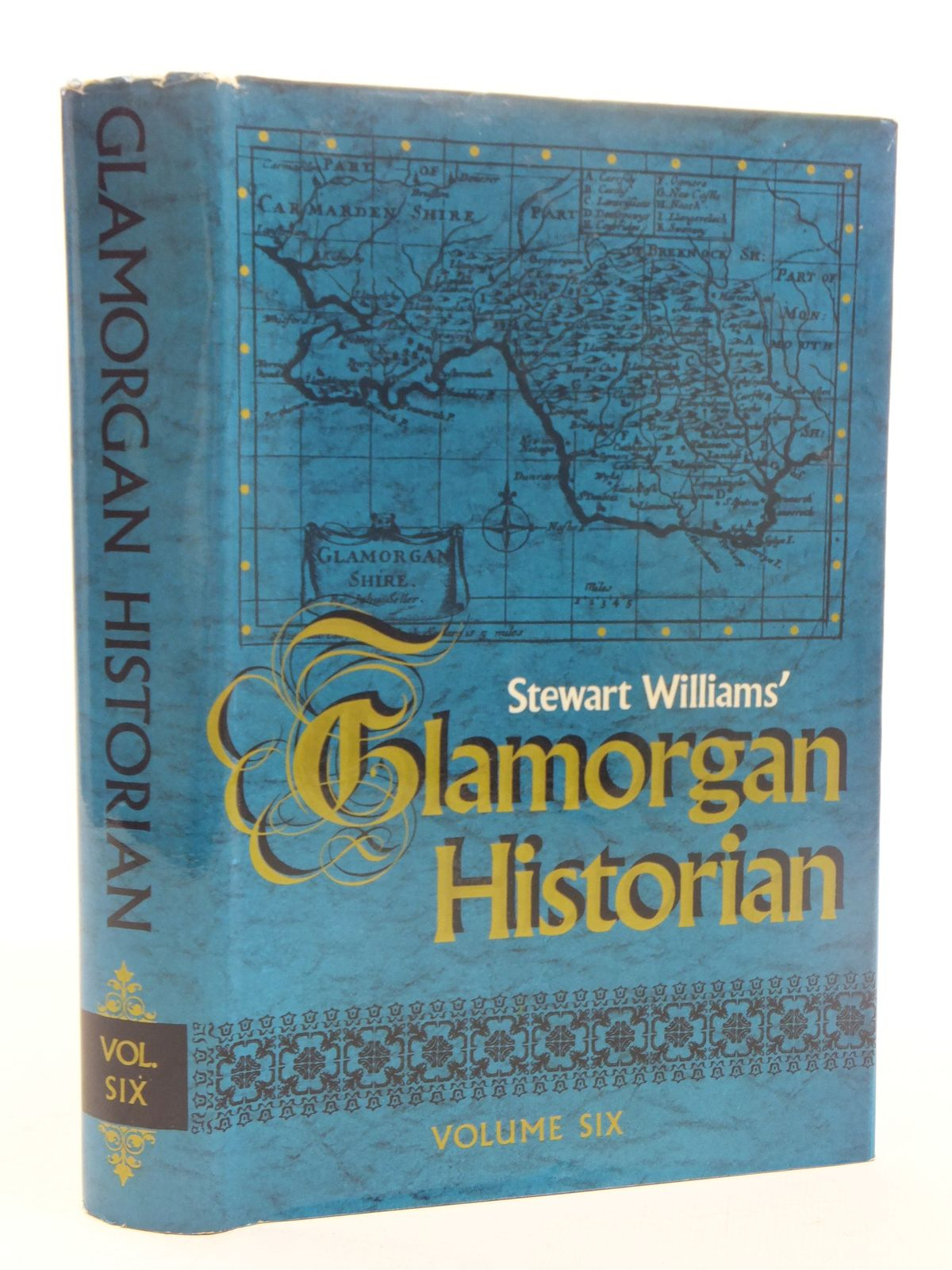 Photo of GLAMORGAN HISTORIAN VOLUME SIX- Stock Number: 1607064