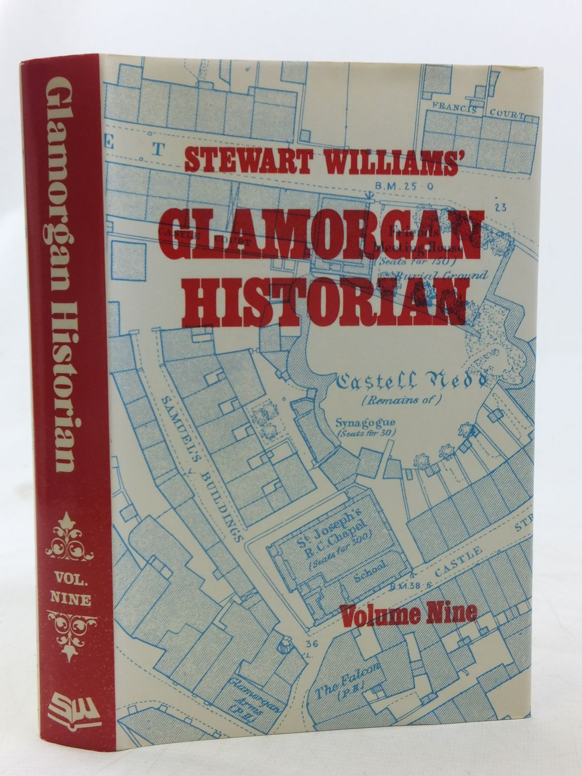 Photo of GLAMORGAN HISTORIAN VOLUME NINE written by Williams, Stewart published by Stewart Williams (STOCK CODE: 1607065)  for sale by Stella & Rose's Books