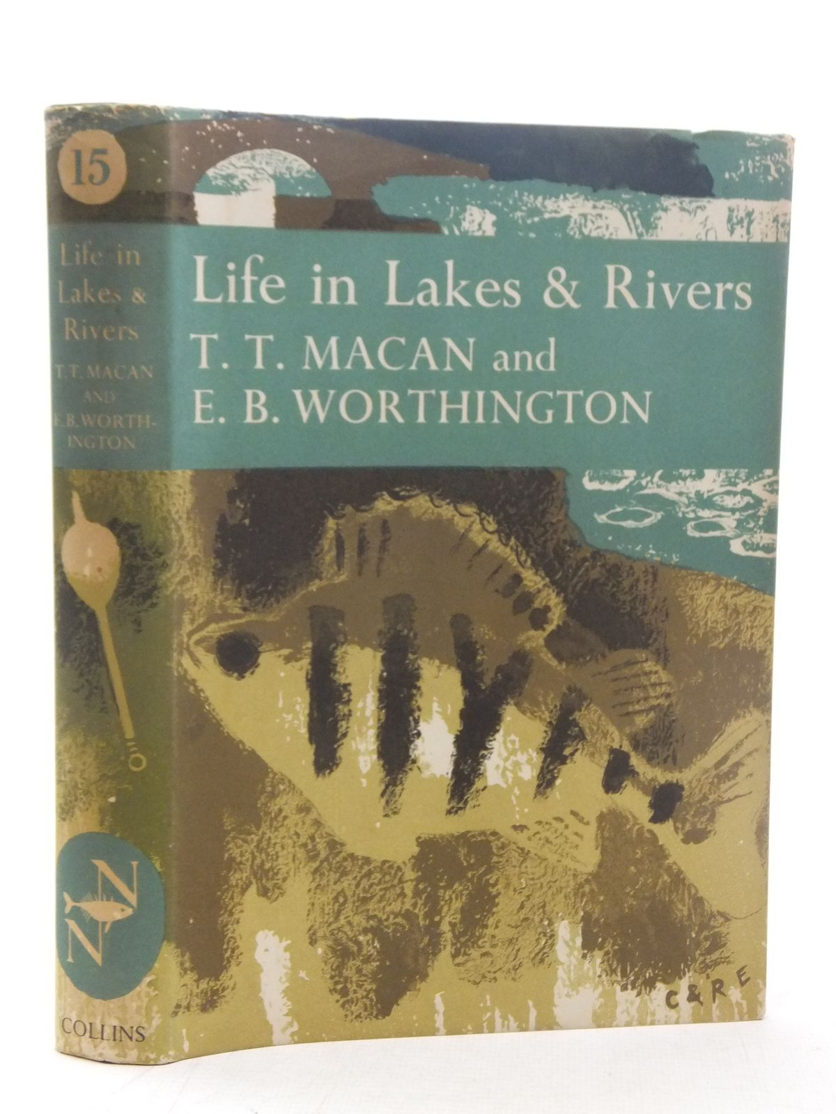 Photo of LIFE IN LAKES AND RIVERS (NN 15) written by Macan, T.T.<br />Worthington, E.B. published by Collins (STOCK CODE: 1607076)  for sale by Stella & Rose's Books