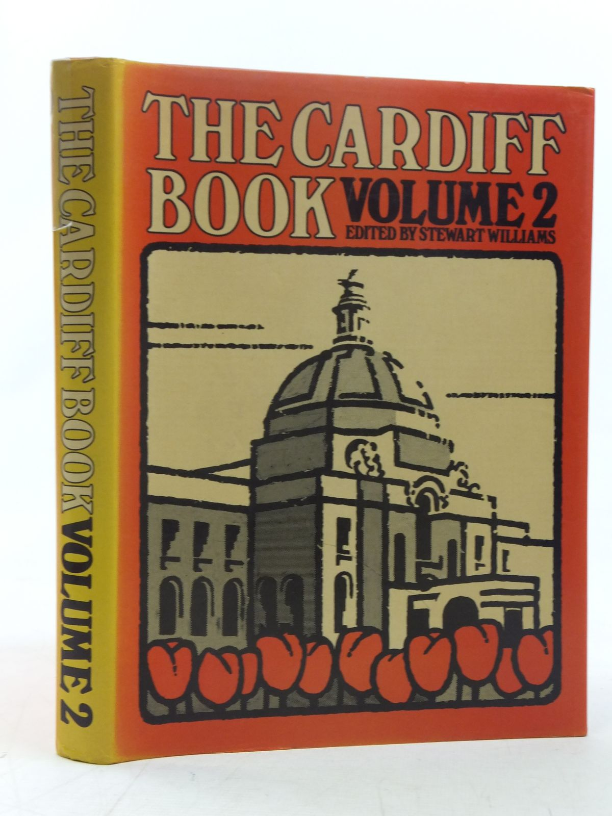 Photo of THE CARDIFF BOOK VOLUME 2 written by Williams, Stewart published by Stewart Williams (STOCK CODE: 1607101)  for sale by Stella & Rose's Books