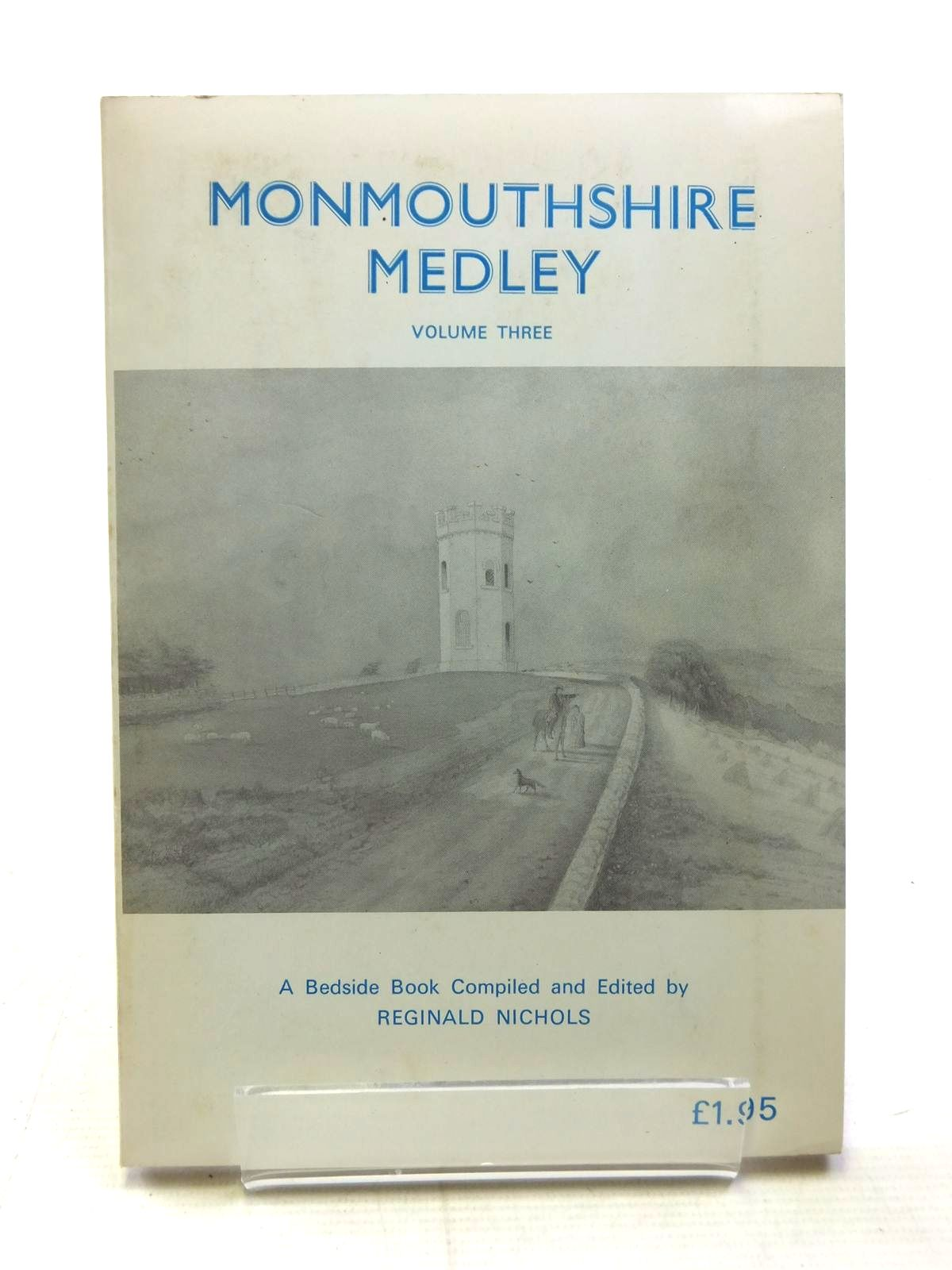 Photo of MONMOUTHSHIRE MEDLEY VOLUME THREE written by Nichols, Reginald published by Reginald Nichols (STOCK CODE: 1607121)  for sale by Stella & Rose's Books