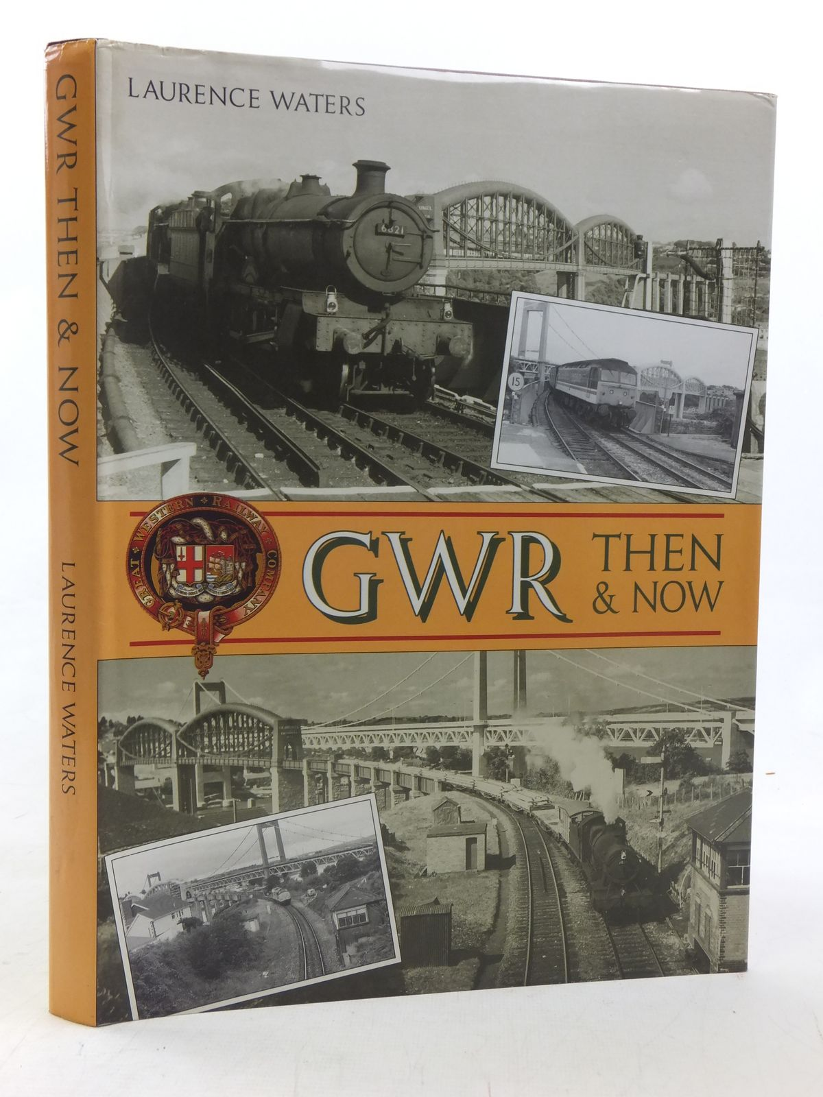 Photo of GWR THEN & NOW written by Waters, Laurence published by Book Club Associates (STOCK CODE: 1607185)  for sale by Stella & Rose's Books
