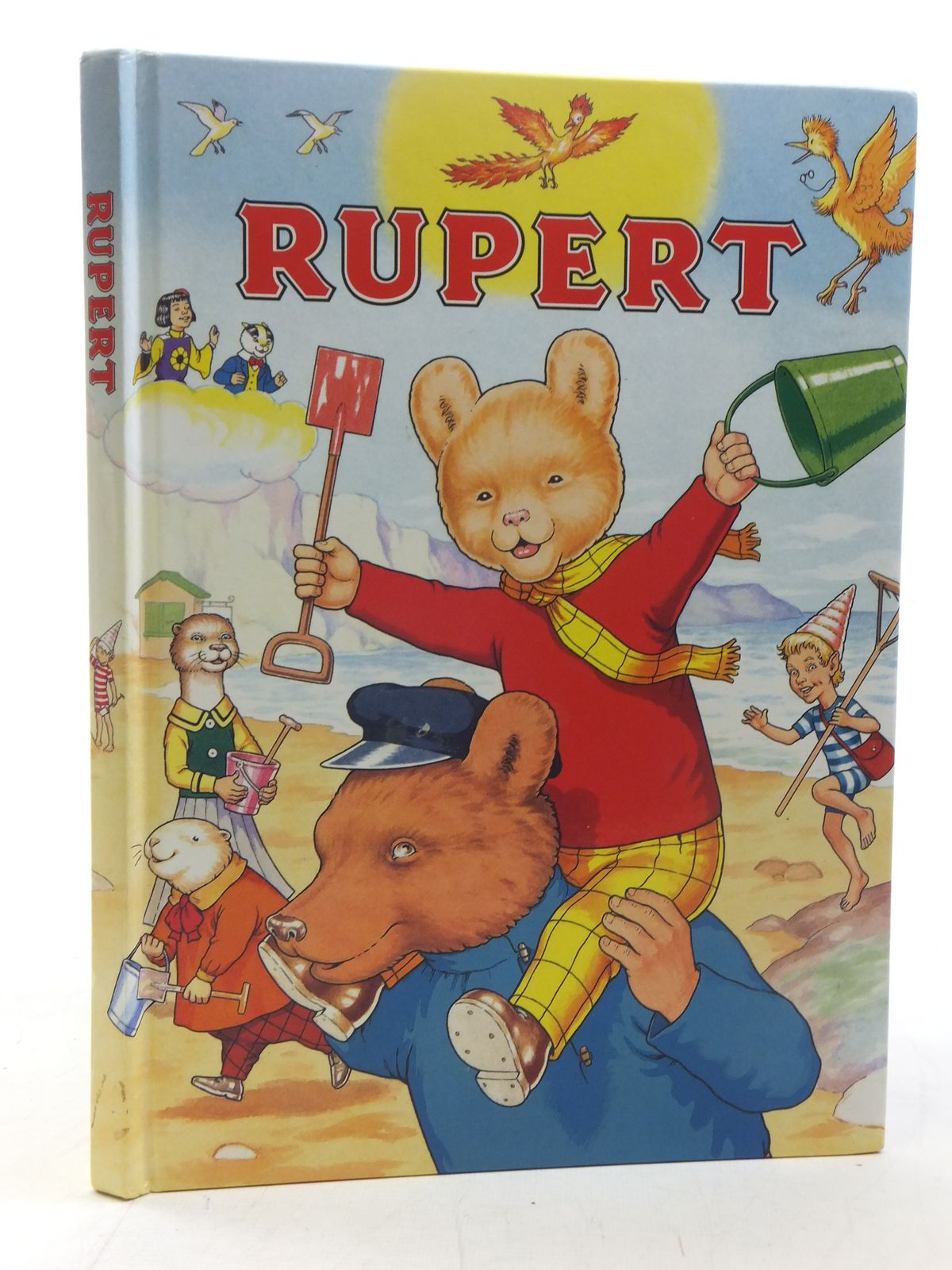 Photo of RUPERT ANNUAL 1994 written by Robinson, Ian illustrated by Harrold, John published by Daily Express (STOCK CODE: 1607224)  for sale by Stella & Rose's Books