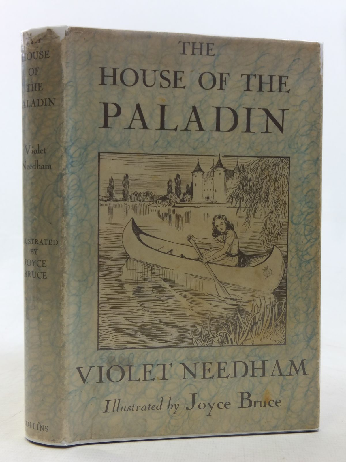 Photo of THE HOUSE OF THE PALADIN written by Needham, Violet illustrated by Bruce, Joyce published by Collins (STOCK CODE: 1607279)  for sale by Stella & Rose's Books