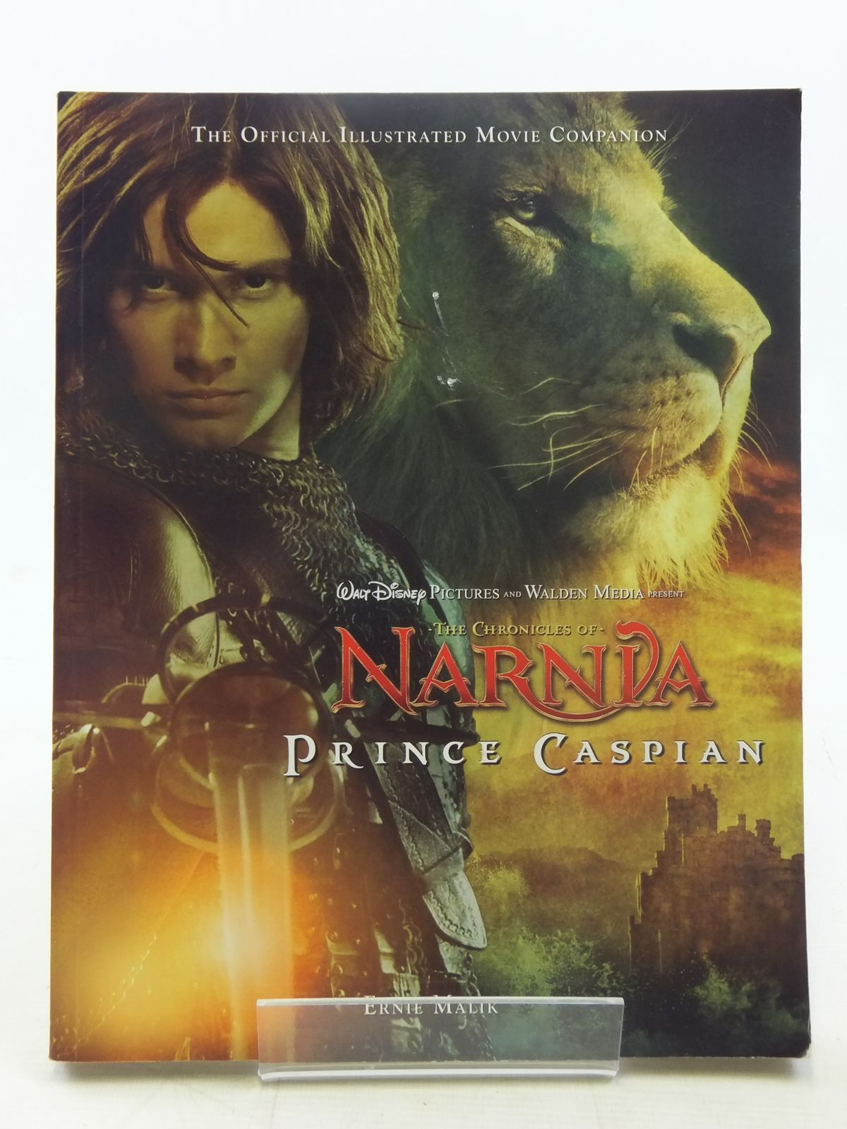 Photo of THE CHRONICLES OF NARNIA PRINCE CASPIAN written by Malik, Ernie published by Harper Collins Childrens Books (STOCK CODE: 1607292)  for sale by Stella & Rose's Books