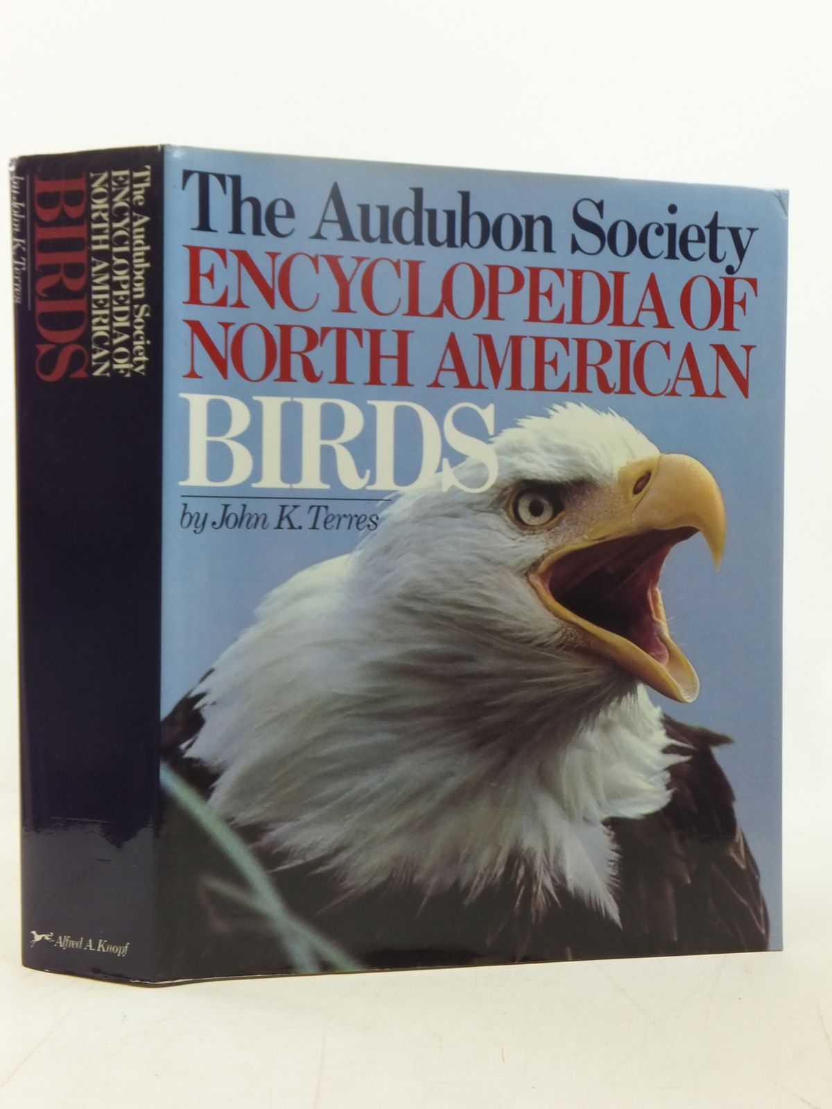 Photo of THE AUDUBON SOCIETY ENCYCLOPEDIA OF NORTH AMERICAN BIRDS written by Terres, John K. published by Alfred A. Knopf (STOCK CODE: 1607455)  for sale by Stella & Rose's Books