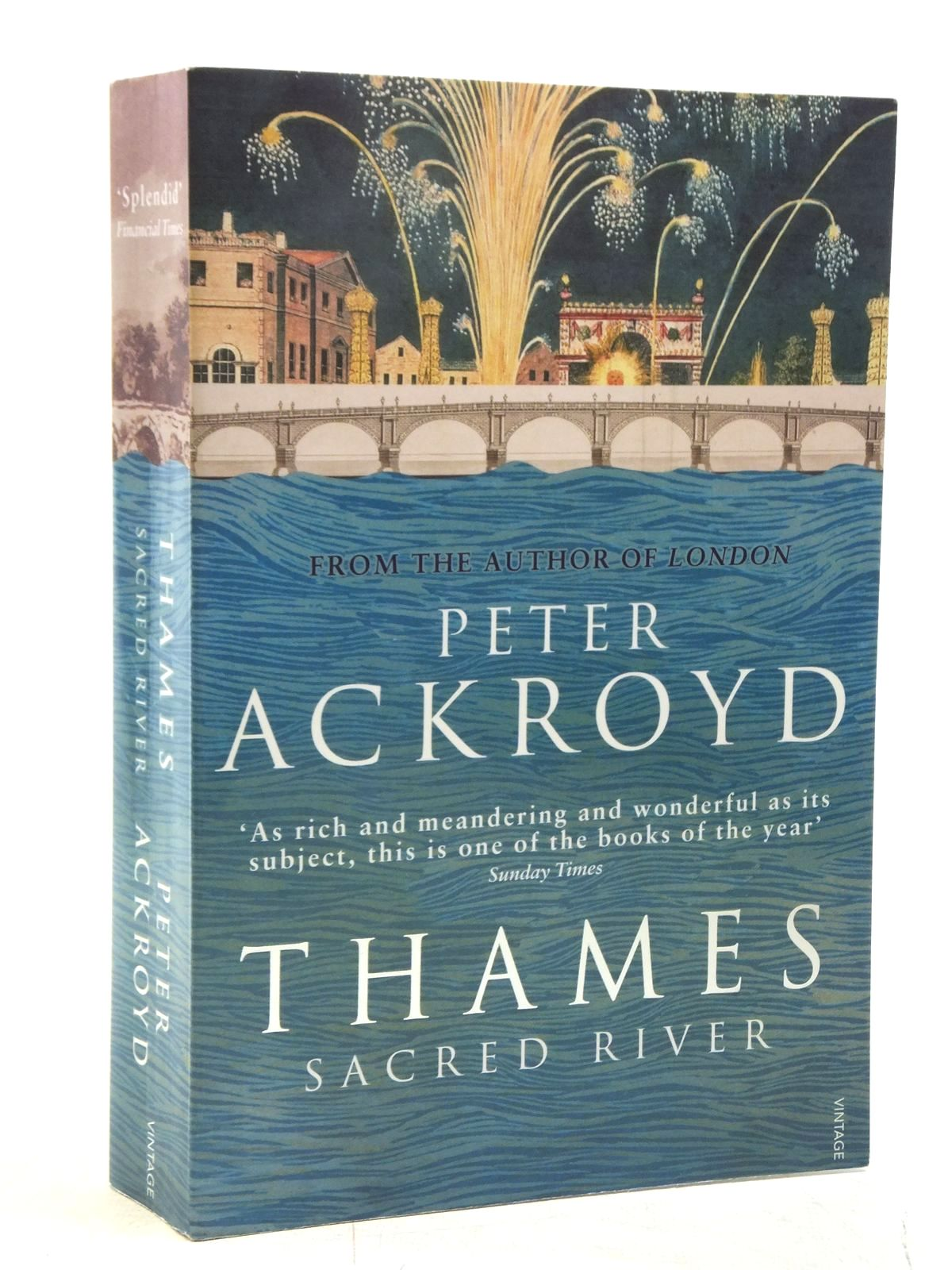 Photo of THAMES: SACRED RIVER- Stock Number: 1607633