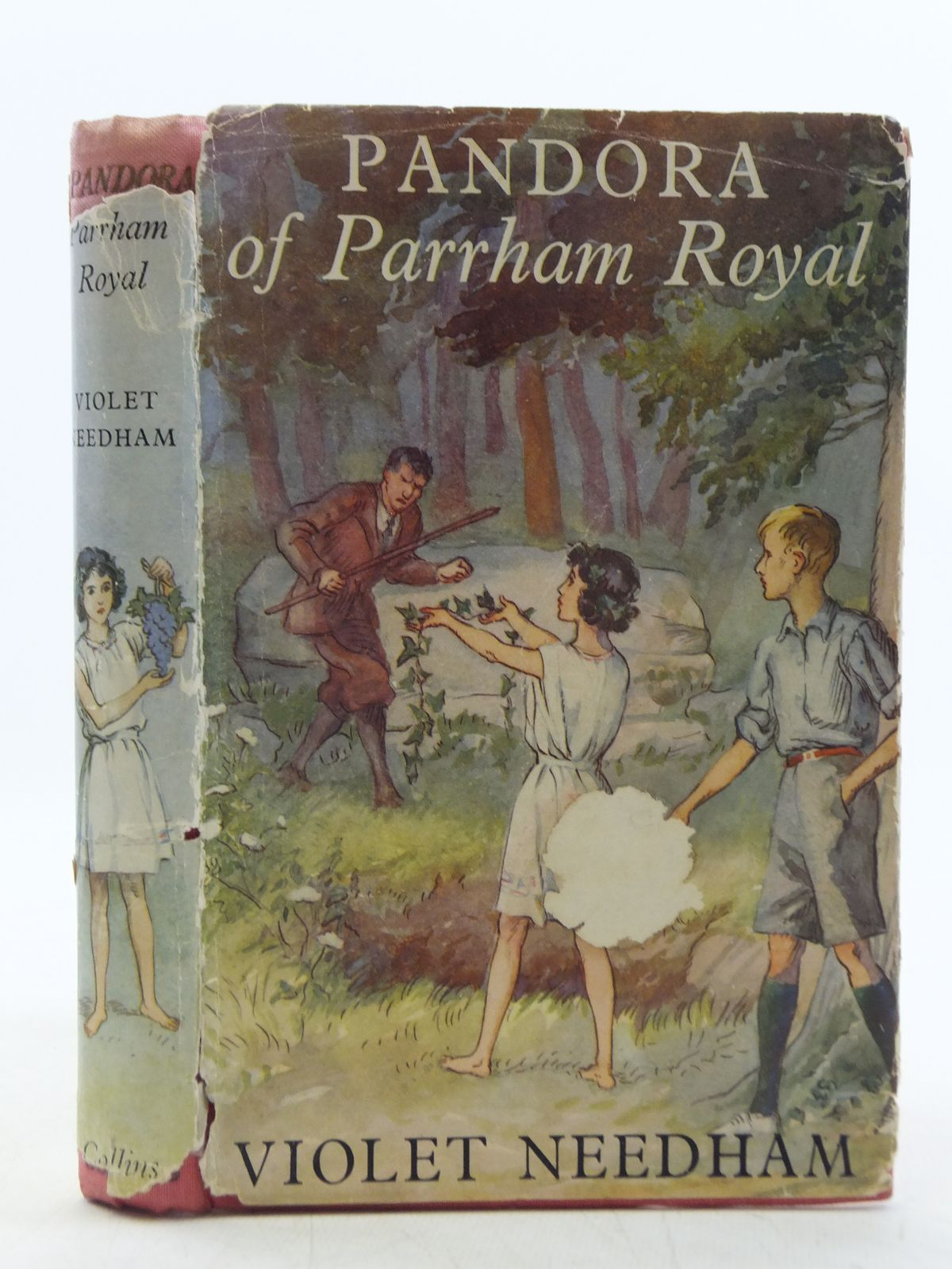Photo of PANDORA OF PARRHAM ROYAL written by Needham, Violet illustrated by Bruce, Joyce published by Collins (STOCK CODE: 1607743)  for sale by Stella & Rose's Books