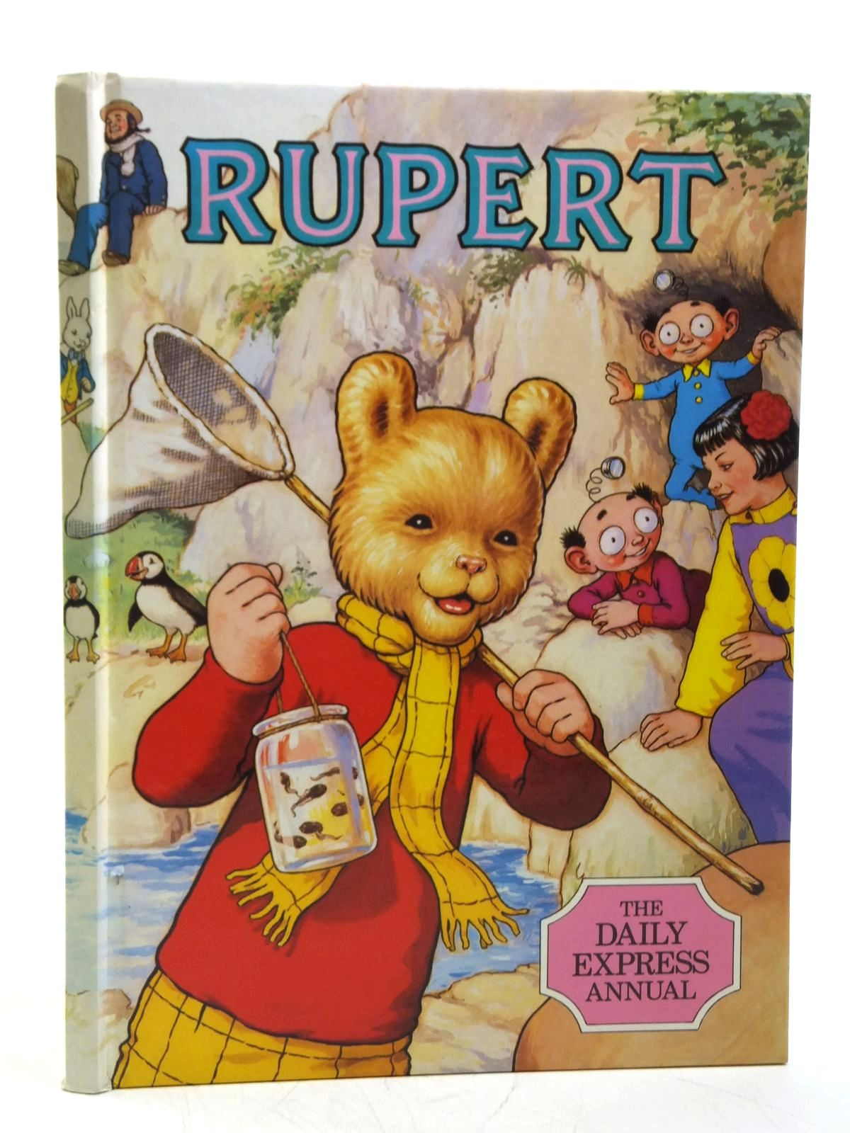 Photo of RUPERT ANNUAL 1986 illustrated by Harrold, John published by Express Newspapers Ltd. (STOCK CODE: 1607805)  for sale by Stella & Rose's Books