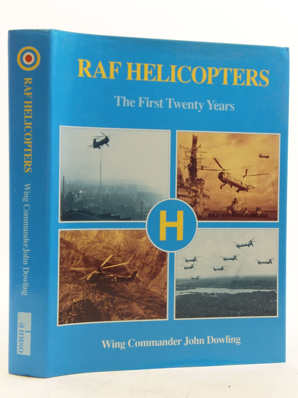 Photo of RAF HELICOPTERS THE FIRST TWENTY YEARS- Stock Number: 1607901