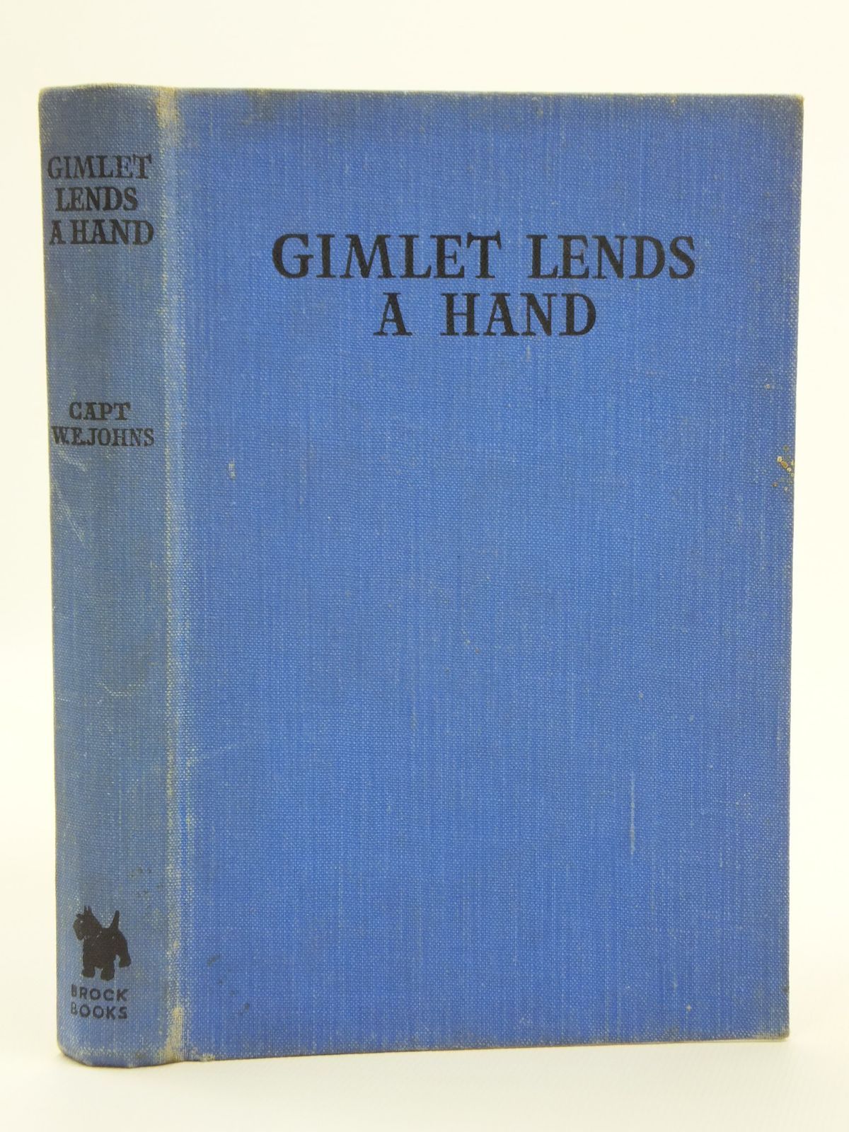 Photo of GIMLET LENDS A HAND written by Johns, W.E. illustrated by Stead, Leslie published by Brockhampton Press (STOCK CODE: 1607946)  for sale by Stella & Rose's Books