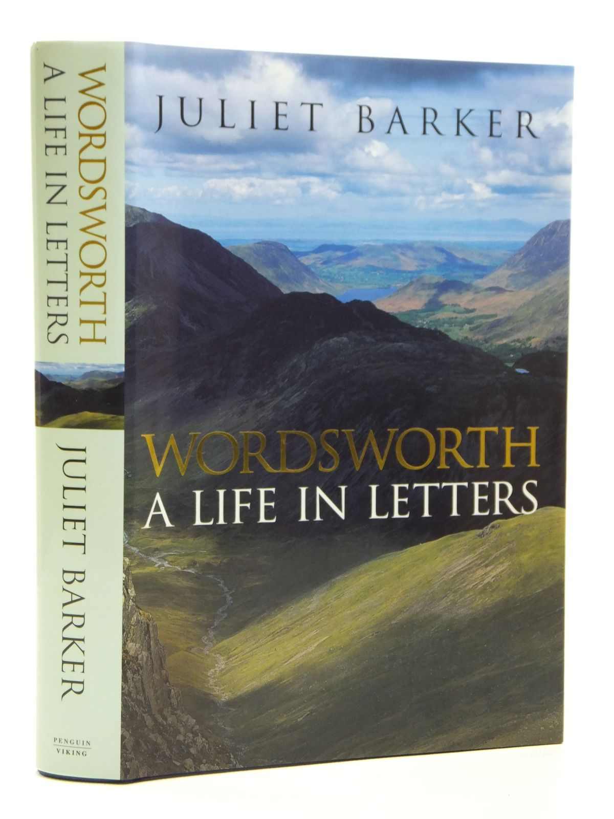 Photo of WORDSWORTH A LIFE IN LETTERS- Stock Number: 1608036