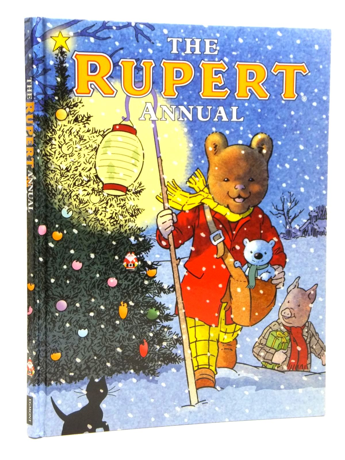 Photo of RUPERT ANNUAL 2014 written by Trotter, Stuart illustrated by Trotter, Stuart Cubie, Alex Harrold, John published by Egmont Uk Limited (STOCK CODE: 1608041)  for sale by Stella & Rose's Books