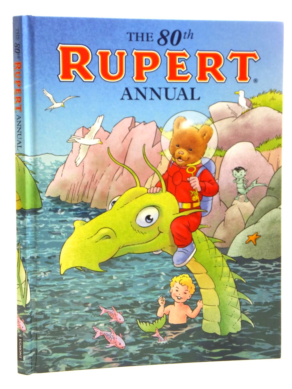 Photo of RUPERT ANNUAL 2015 written by Milton, Stephanie illustrated by Trotter, Stuart Harrold, John Bestall, Alfred published by Egmont Uk Limited (STOCK CODE: 1608042)  for sale by Stella & Rose's Books