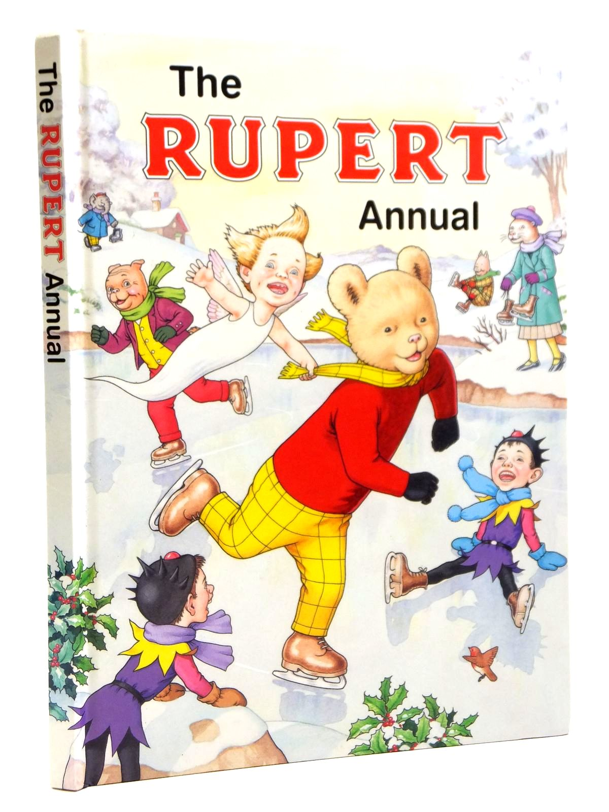 Photo of RUPERT ANNUAL 2005 written by Henderson, James Robinson, Ian illustrated by Harrold, John published by Express Newspapers Ltd. (STOCK CODE: 1608048)  for sale by Stella & Rose's Books