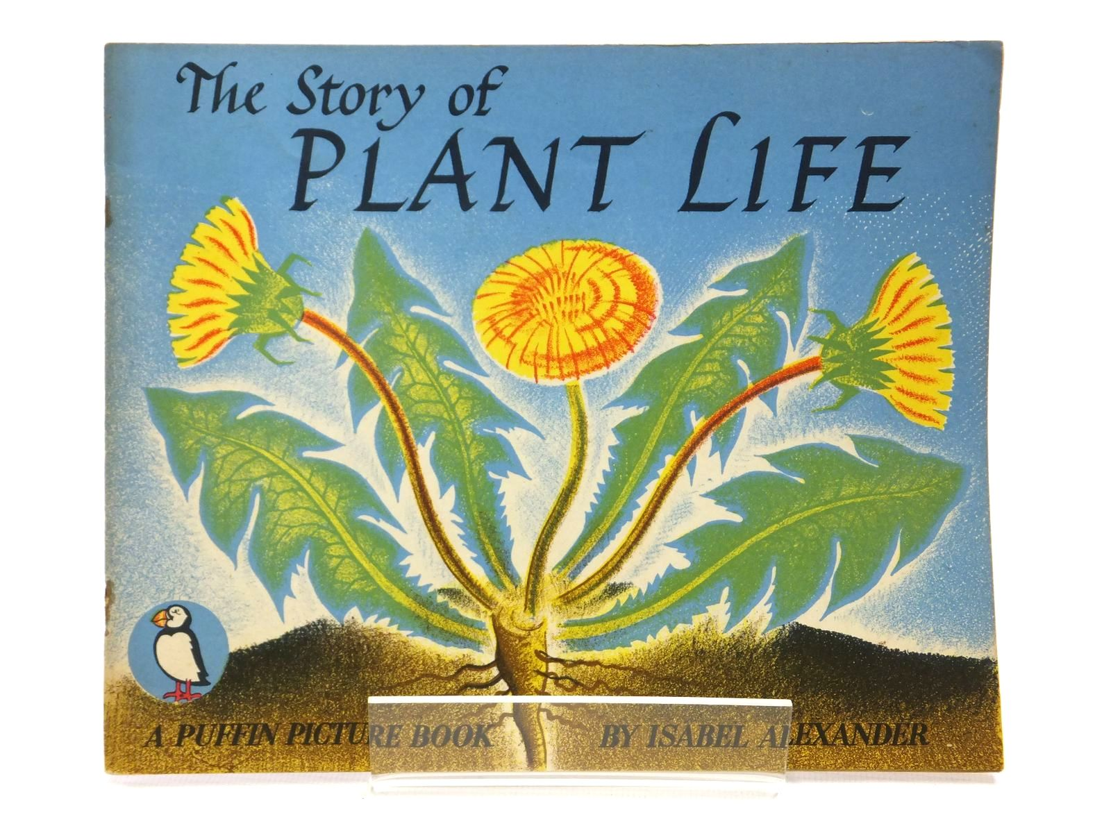 Photo of THE STORY OF PLANT LIFE- Stock Number: 1608153