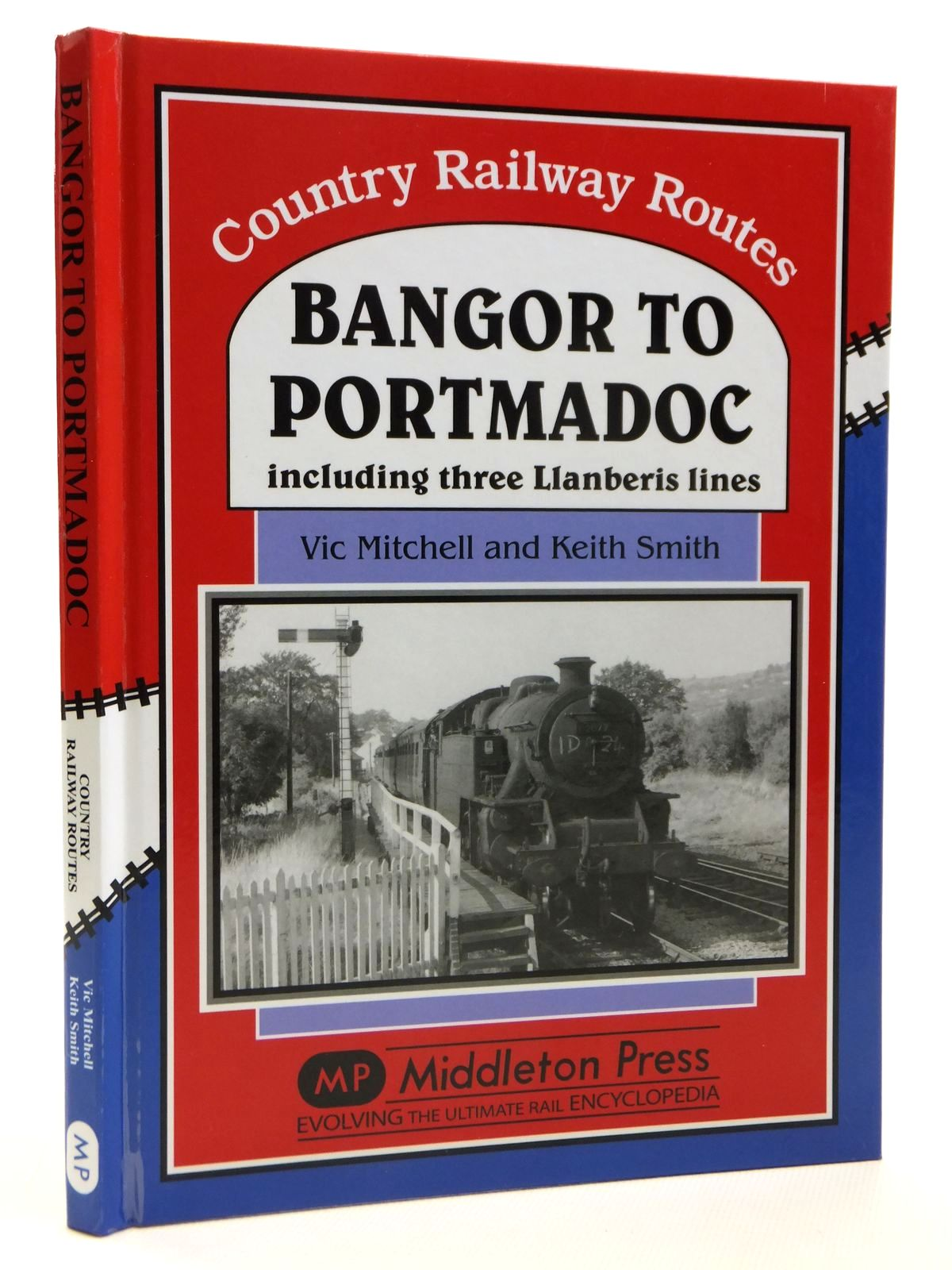 Photo of BANGOR TO PORTMADOC INCLUDING THREE LLANBERIS LINES- Stock Number: 1608171