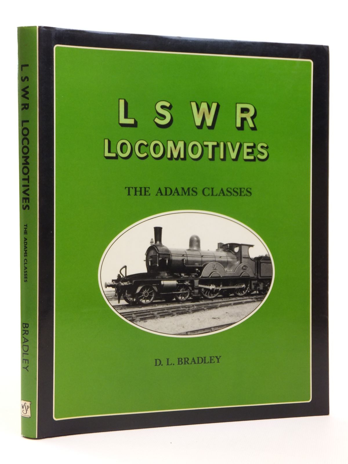 Photo of AN ILLUSTRATED HISTORY OF LSWR LOCOMOTIVES THE ADAMS CLASSES- Stock Number: 1608318