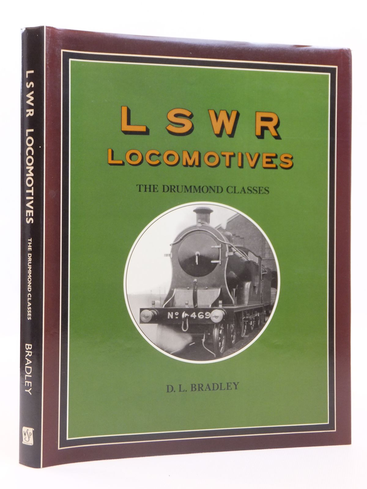 Photo of AN ILLUSTRATED HISTORY OF LSWR LOCOMOTIVES THE DRUMMOND CLASSES- Stock Number: 1608319