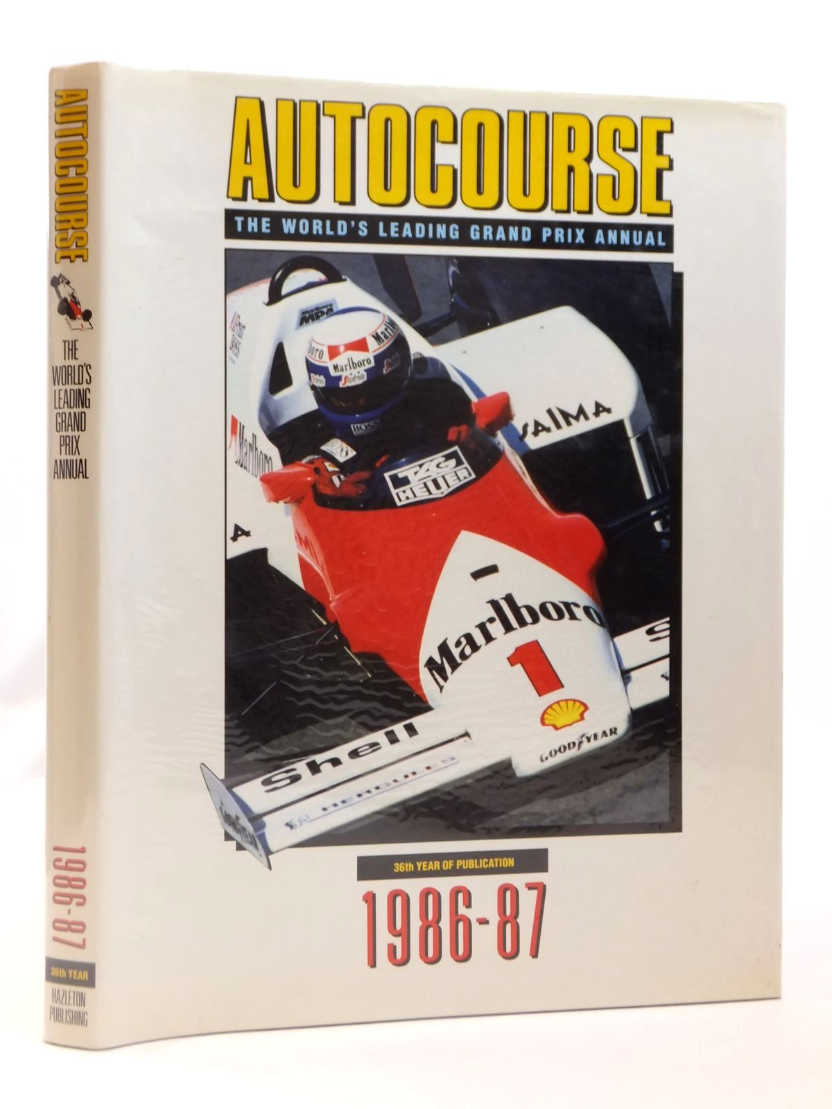 Photo of AUTOCOURSE 1986-87 written by Hamilton, Maurice published by Hazleton Publishing (STOCK CODE: 1608329)  for sale by Stella & Rose's Books