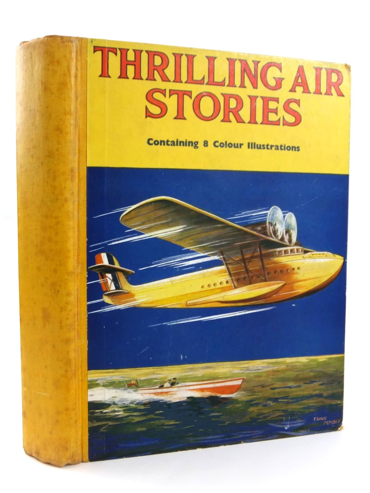 Photo of THRILLING AIR STORIES written by Bridges, T.C.<br />Prout, Geoffrey<br />et al, published by The Children's Press (STOCK CODE: 1608410)  for sale by Stella & Rose's Books