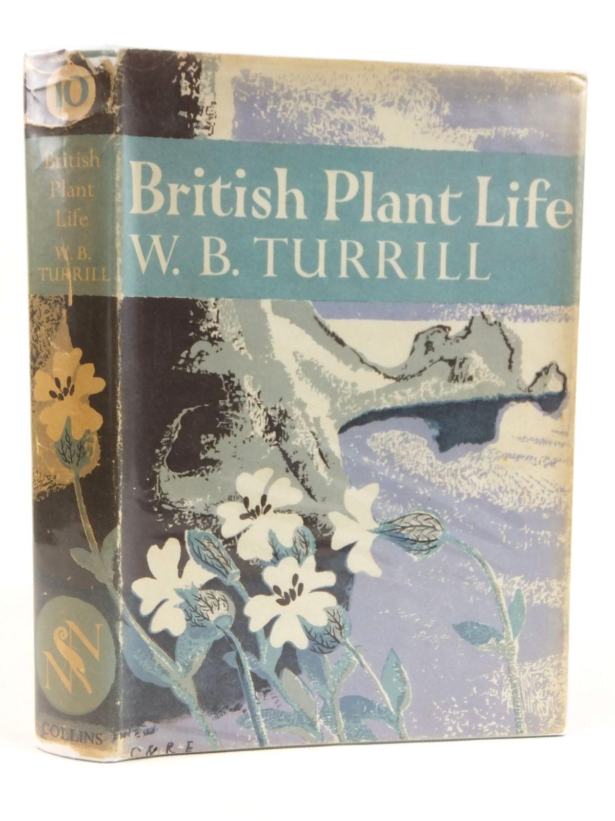 Photo of BRITISH PLANT LIFE (NN 10)- Stock Number: 1608472