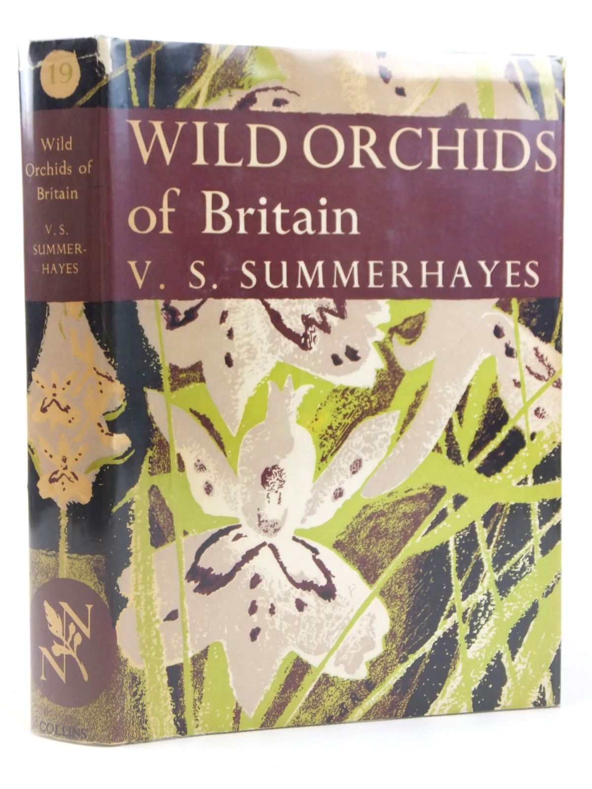 Photo of WILD ORCHIDS OF BRITAIN (NN 19)- Stock Number: 1608531