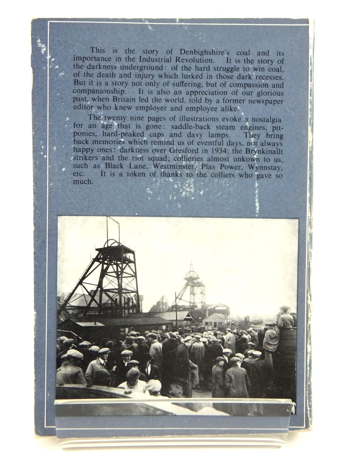 Photo of COLLIERIES OF DENBIGHSHIRE written by Lerry, G.G. published by Wynn Williams (publishers) Ltd. (STOCK CODE: 1608597)  for sale by Stella & Rose's Books