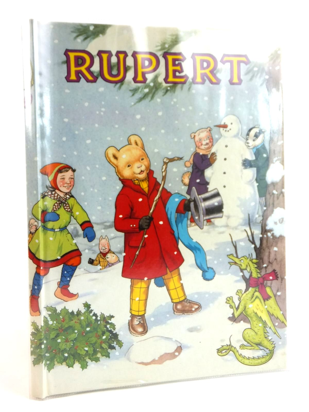 Photo of RUPERT ANNUAL 1989 illustrated by Harrold, John published by Daily Express (STOCK CODE: 1608610)  for sale by Stella & Rose's Books